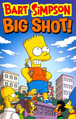 Bart Simpson Big Shot! (Paperback)