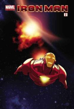 Marvel Universe Iron Man: Comic Reader 2 (Paperback)