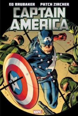 Captain America by Ed Brubaker 3 (Paperback)