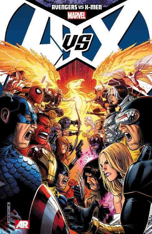 Avengers Vs. X-Men (Paperback)