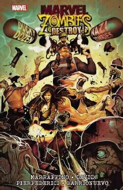 Marvel Zombies: Destroy! (Paperback)