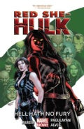Red She-Hulk 1: Hell Hath No Fury (Marvel Now) (Paperback)
