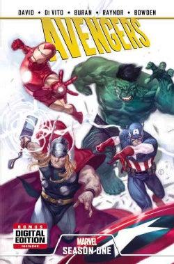 Avengers: Season One (Hardcover)