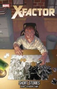 X-Factor 19: Short Stories (Paperback)