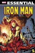 Essential Iron Man 5 (Paperback)
