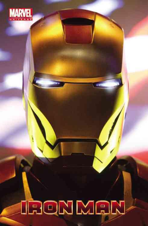 Marvel Universe Iron Man (Paperback)
