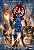 Avengers 1: Avengers World (Marvel Now) (Hardcover)