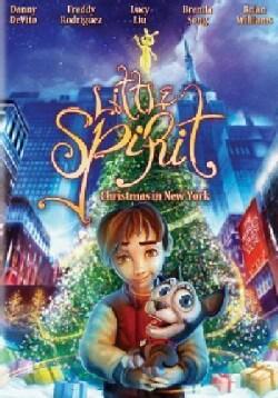 Little Spirit: Christmas in New York (DVD)