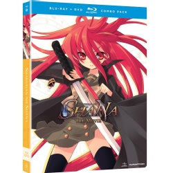 Shakugan No Shana (Blu-ray/DVD)