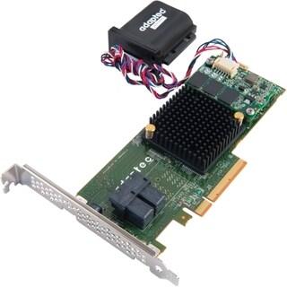 Adaptec 7805Q 8-Ports SAS/SATA RAID Controller