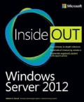 Microsoft Windows Server Inside Out 2012 (Paperback)