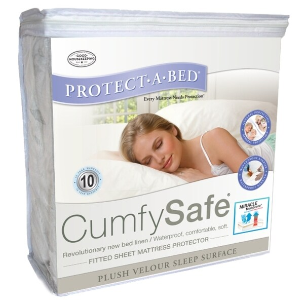 Protect-A-Bed CumfySafe Mattress Protector