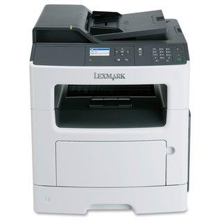 Lexmark MX310DN Laser Multifunction Printer - Monochrome - Plain Pape
