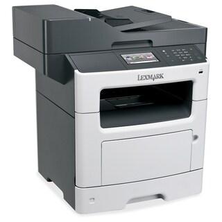 Lexmark MX510DE Laser Multifunction Printer - Monochrome - Plain Pape