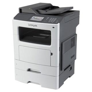 Lexmark MX511DTE Laser Multifunction Printer - Monochrome - Plain Pap