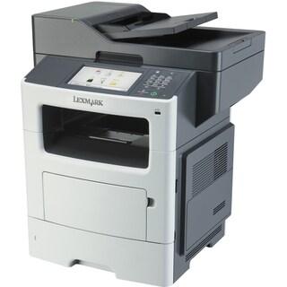Lexmark MX610DE Laser Multifunction Printer - Monochrome - Plain Pape