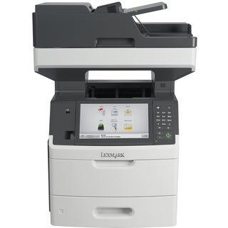 Lexmark MX711DE Laser Multifunction Printer - Monochrome - Plain Pape