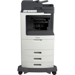 Lexmark MX810DTE Laser Multifunction Printer - Monochrome - Plain Pap