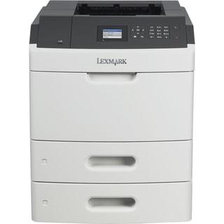 Lexmark MS810DTN Laser Printer - Monochrome - 1200 x 1200 dpi Print -