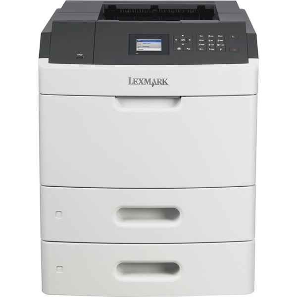 Lexmark MS811DTN Laser Printer - Monochrome - 1200 x 1200 dpi Print -