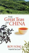 The Great Teas of China (Paperback)