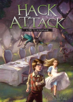 Hack Attack: A Trip to Wonderland (Hardcover)
