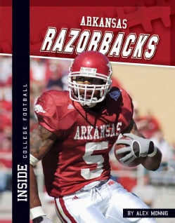 Arkansas Razorbacks (Hardcover)