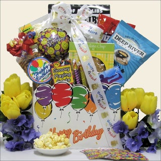 iTunes Birthday: Kid's Teen Birthday Gift Basket Ages 13 & Up