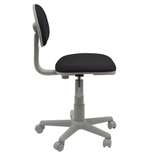 Studio Designs Deluxe Black/ Grey Task Chair