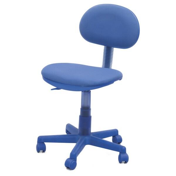 Studio Designs Blue Deluxe Task Chair