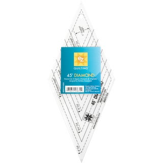 45 Degree Diamond Shape Acrylic Tool-