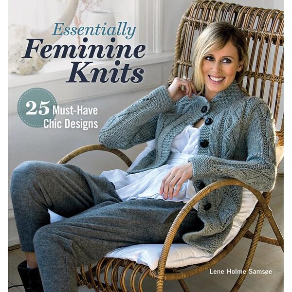 Interweave Press-Essentially Feminine Knits