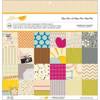 Amy Tangerine Original Paper Pad 12