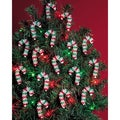 Holiday Beaded Ornament Kit-Mini Candy Canes 2