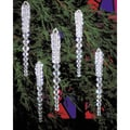 Holiday Beaded Ornament Kit-Sparkling Icicles 3-3/4