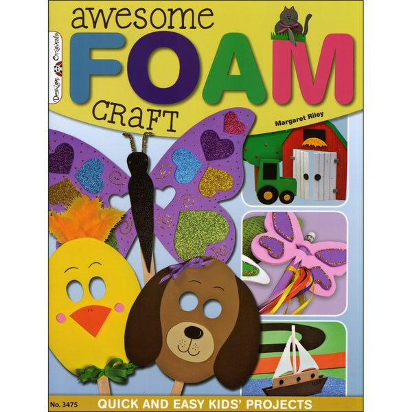 Design Originals-Awesome Foam Craft