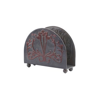 Old Dutch Art Nouveau Napkin Holder