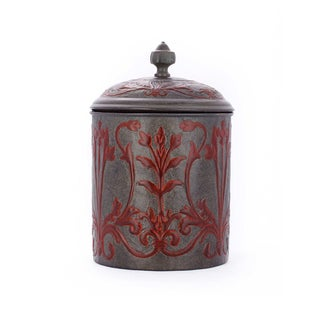 Old Dutch Art Nouveau 4-quart Cookie Jar