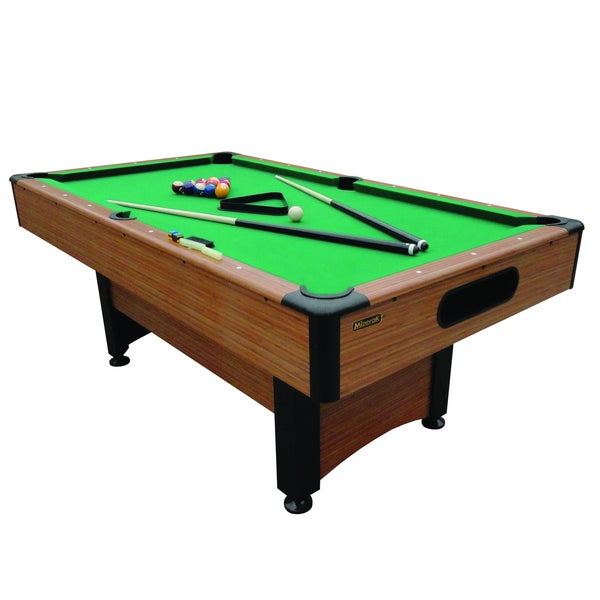 Mizerak Dynasty Space Saver 78 Inch Billiard Table 9850824
