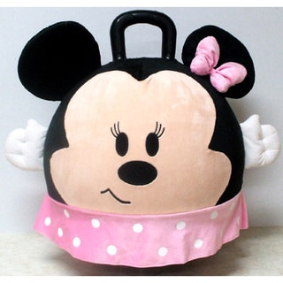 Disney Minnie Mouse Plush Hopper