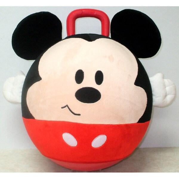 Disney Mickey Mouse Plush Hopper