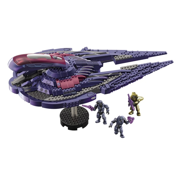 Mega Bloks Halo Covenant Seraph Playset
