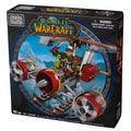 Mega Bloks World of Warcraft Flying Machine and Flint Playset