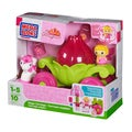 Mega Bloks Lil Princess Magic Carriage Playset