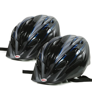 Bell Radar Dart Adult Bike Helmet in Blue (Pack of 2)