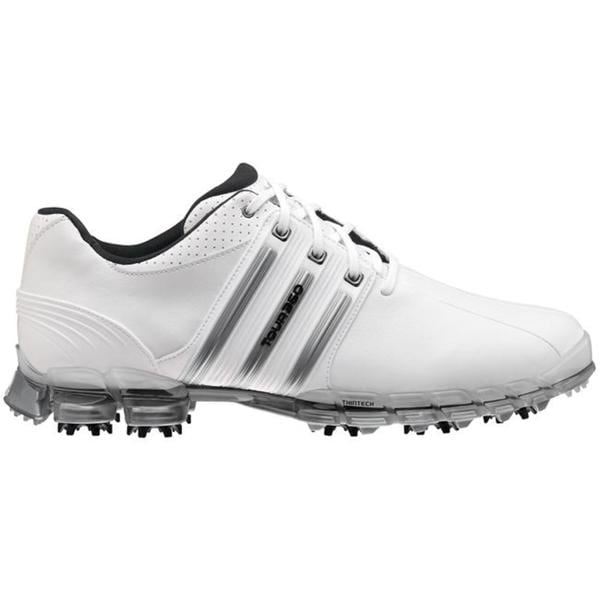 Mens Adidas Tour360 ATV Silver Stripe Golf Shoes