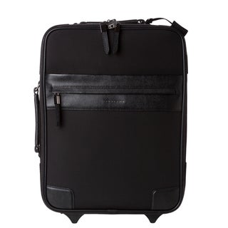 Burberry 'London' Black Nylon Carry-on Suitcase