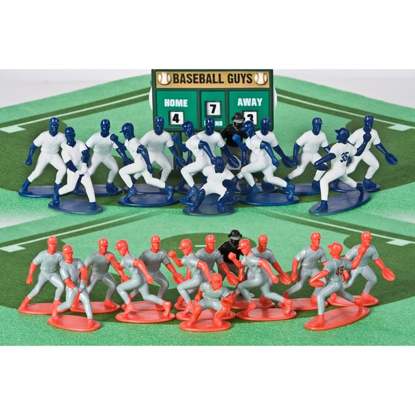 Kaskey Kids Baseball Guys Action Figures