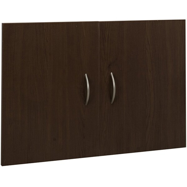 Organized Living freedomRail Chocolate Pear O-Box Accessory Doors