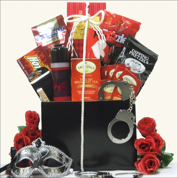 Great Arrivals Fifty Shades of Grey: Gourmet Gift Basket